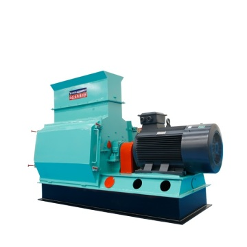 Single Shaft Hammer Mill For Making Sawdust