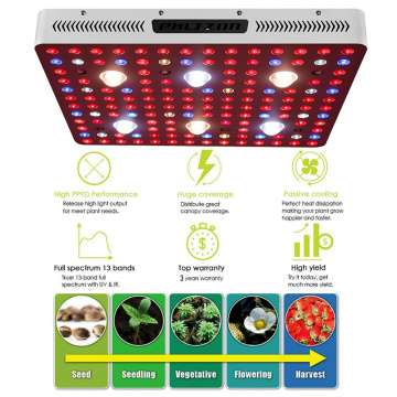 Faatoaga Necessary LED Grow Light 600W