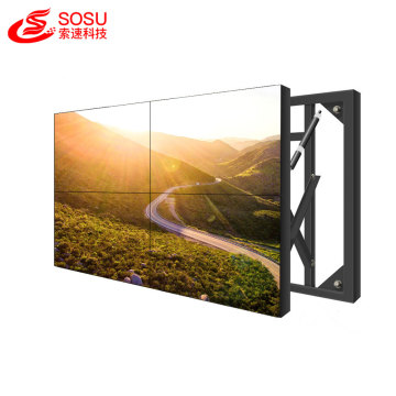 2019 new products narrow bezel video wall