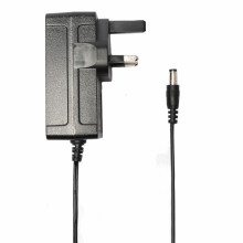 UK Plug 12V2A CCTV Camera AC Power Adapter