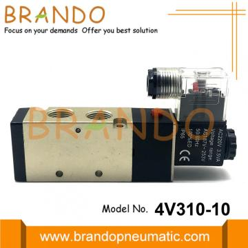 4V310-10 3/8'' PT AirTAC Type Directional Control Valve