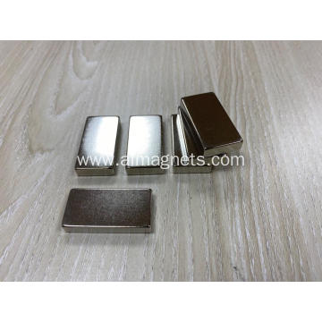 Rare Earth Magnets 2 Inch Rectangular