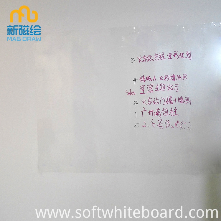 transparent whiteboard