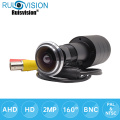AHD SONY IMX323 1080P Cat Eye Door Hole Home Security Color Video Surveillance wide angle 4 IN 1 cctv Camera free shipping