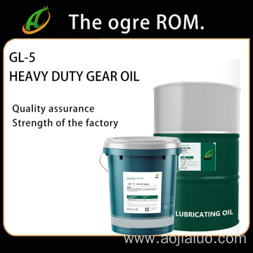 GL-5 Heavy Duty Automotive Gear Oil