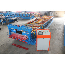 corrugated iron roofing sheet roll forming machine