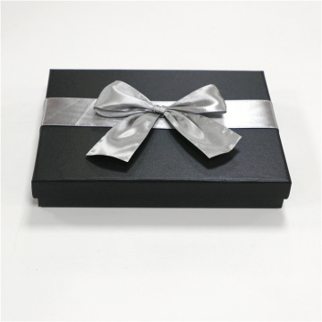 Black Gift Box for Clothes Mailing Box
