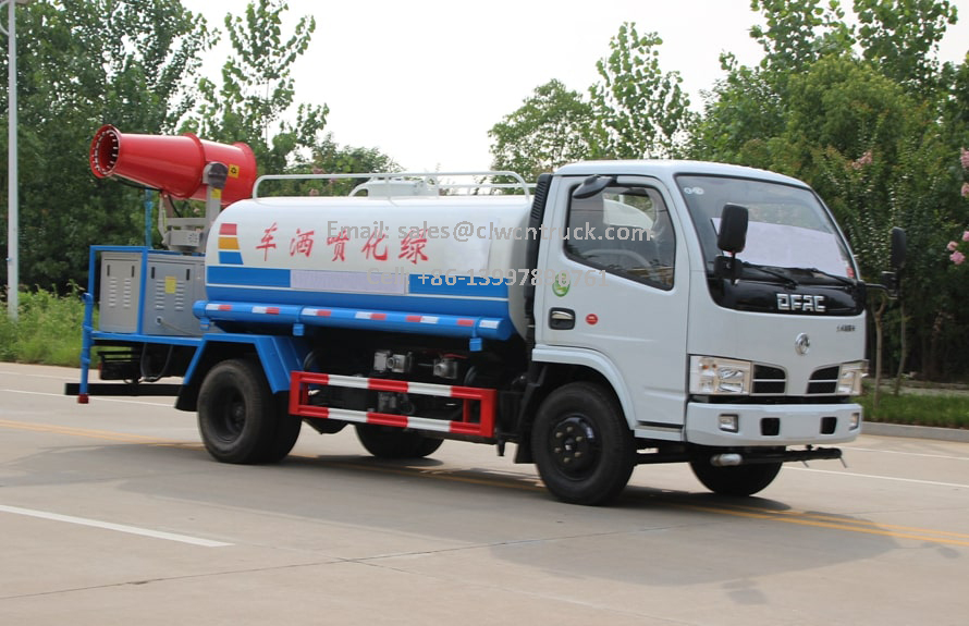 Mosquito Spray Truck Manufacturer