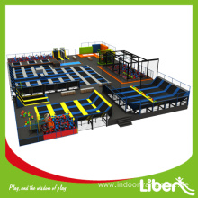 CE Approved High Quality Big Commercial Kids Trampoline