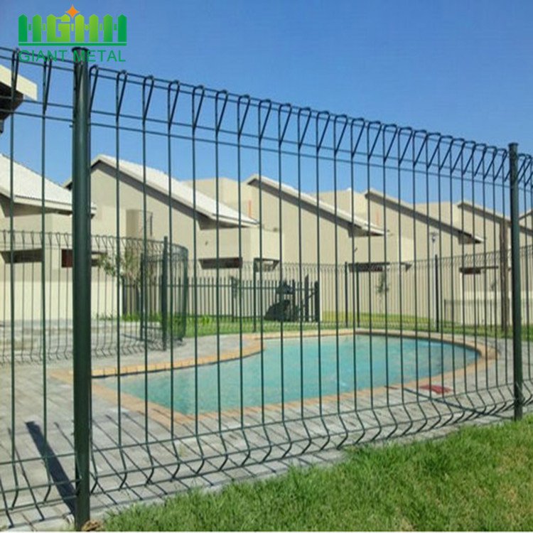 ARC Banksia Weldmesh Roll Top Wire Fence Panel