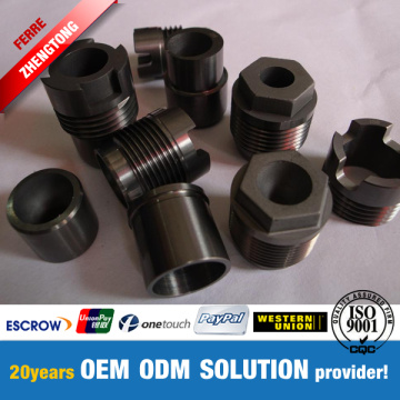 OEM Boron Carbide Venturi Nozzle with Aluminum Jacket