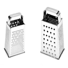 Stainless Steel 4 Sides Grater