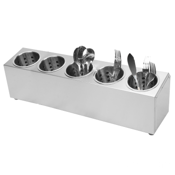 Sing Row Stainless Steel Flateare Holder