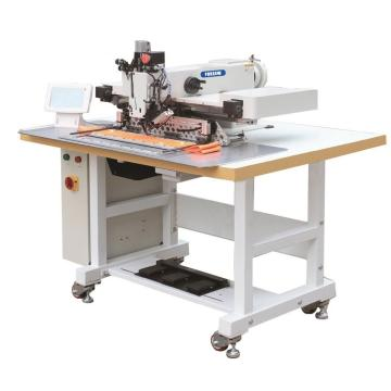 Programmable Heavy Duty Automatic Pattern Sewing Machine