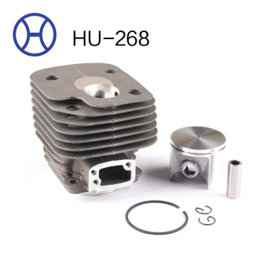 Hus268 chainsaw cylinder kits for chainsaw
