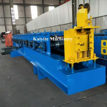 L Shape Angle Steel Roll Forming Machine