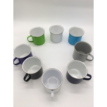 Healthy & Bright Colors Camping Mugs