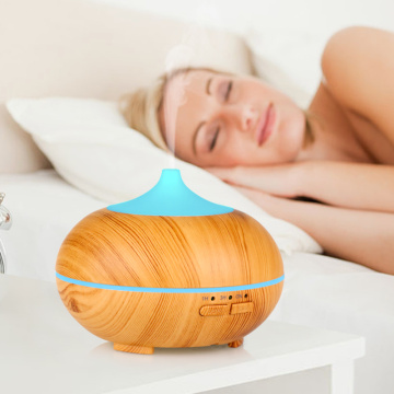 Decorative Night Light Air Diffuser Humidifier Portable