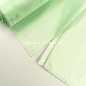 Biodegradable Compostable  Bioplastic Outdoor Trash Bags