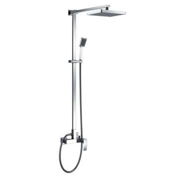 shower faucet for various styles