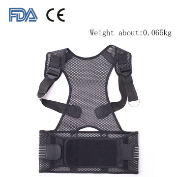 Pain relief for neck and shoulder upright straightener