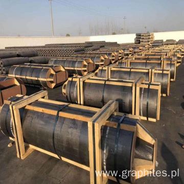 HP 550mm Graphite Electrode For Ladle Furnace