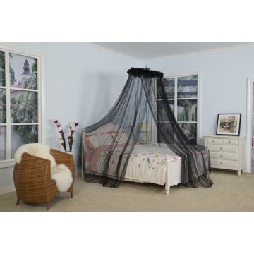 New Design Black Feather Mosquito Net