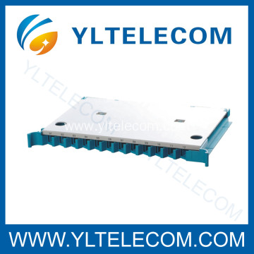 12 Core FC/SC Fiber Optic Splicing Tray Square Type
