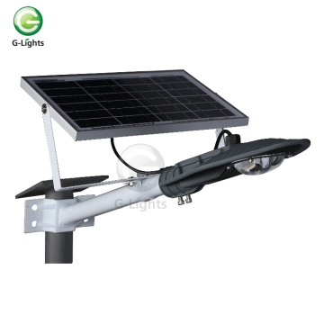 High lumen COB Aluminum IP65 solar street light
