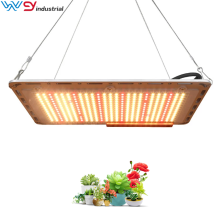 Newest QB350 120W lm301b quantum led grow light
