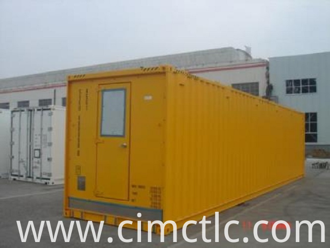 Electric Control Container