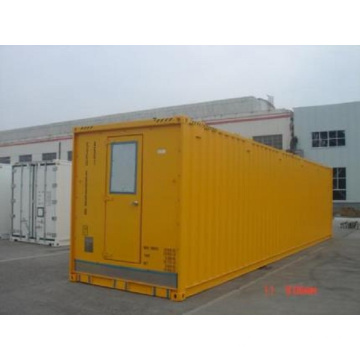 Electric Control Container Integration