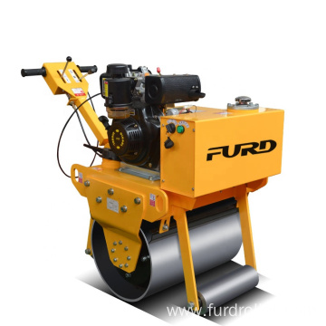 Hand operated compactors manual vibratory roller compactor vibrator roller FYL-600C