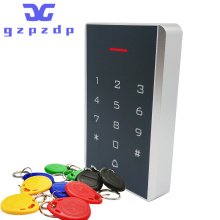 New Wiegand input and output Keypad Reader Proximity 125khz RFID Card Door Lock Access Control System