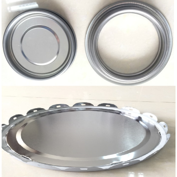 Prime Tin Plate in Sheet for TIN Crown