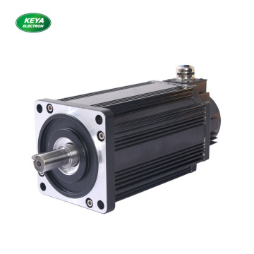 high torque 48v 1kw bldc motor with brake