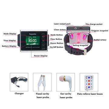 physiotherapy low intensity cool light therapy machine
