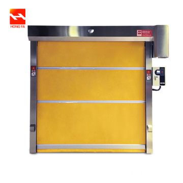 fast action roll up door