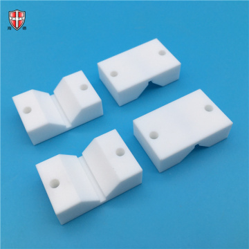 custom industrial mica macor ceramic slide guide holder