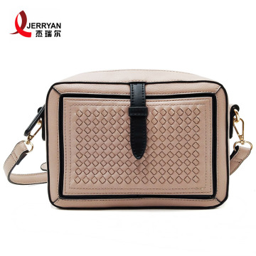 Small Brown Leather Tote Handbags Crossbody Bags