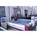 5-axis 3D waterjet cutting machine with drilling head