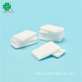 Gauze Tampons different Shape