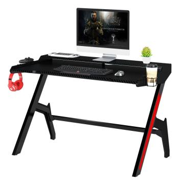 Computer Table Carbon Fiber Office Gaming Desk
