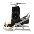Cool style Helicopter flip clock