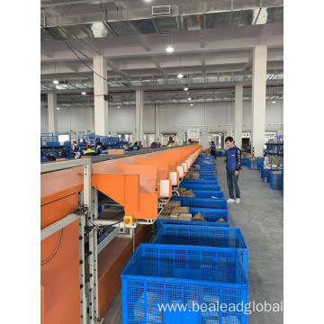Linear Logistic Sorting Machinery