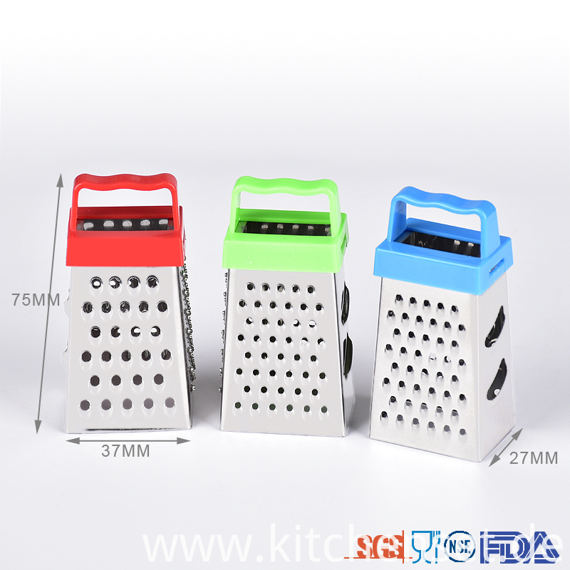 3pcs Multi Cheese Grater