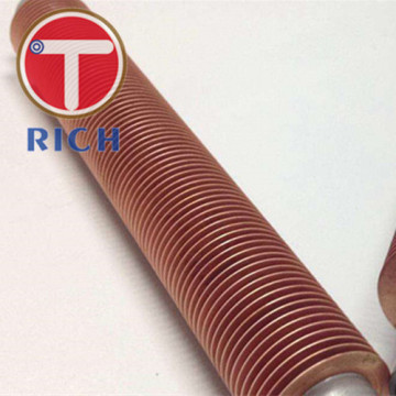 Modine Finned Copper Tube and Tubing for Radiator