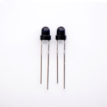 IR Phototransistor Through Hole 2-Pin Package