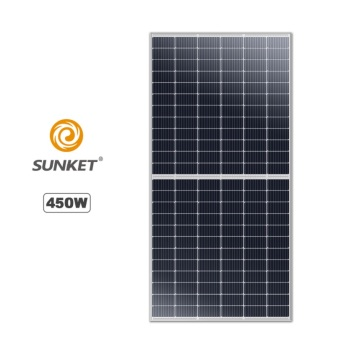 Half Cut High Efficiency Mono Solar Panel