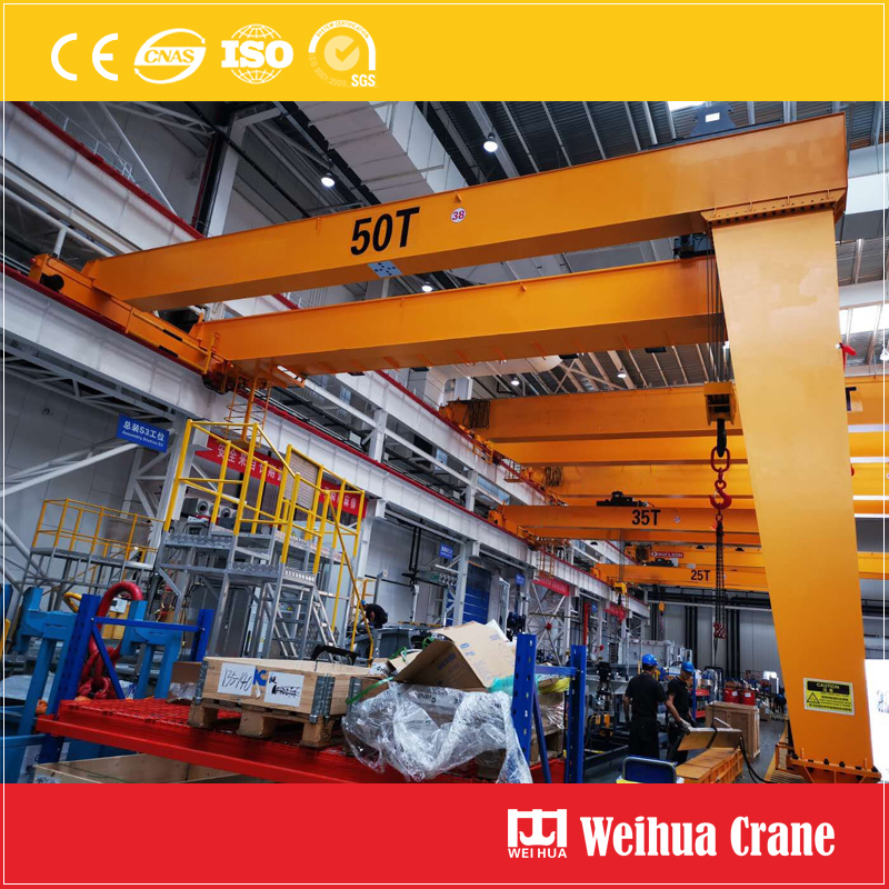 50t-semi-gantry-crane